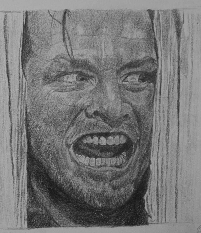 Jack Nicholson by g1adina87